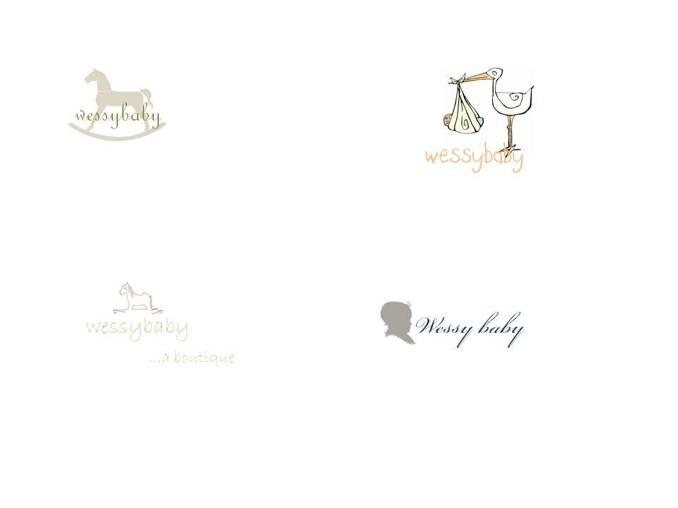Baby Gift Logo : Baby logo wesleyswafford
